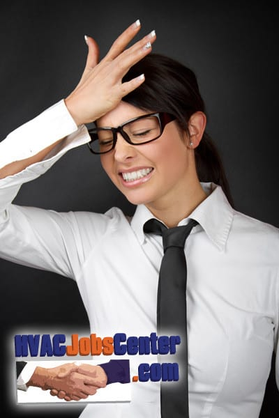 5 Most Common Mistakes HVAC Recruiters Do