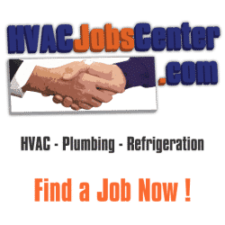 Find a Job Now in HVAC, Plumbing and Refrigeration