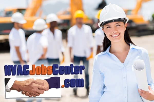 HVAC or Mechanical Engineering Jobs